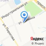 Радий на карте Ярославля