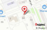 Схема проезда до компании Привал странника в Ярославле