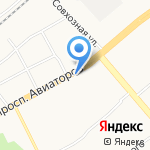 Мастер Фиш на карте Ярославля
