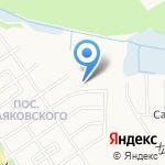 Сити недвижимость на карте Ярославля