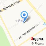 Управление опеки и попечительства Заволжского района на карте Ярославля