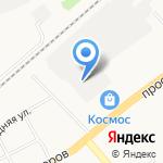 Дамский салон на карте Ярославля