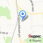 Топограф на карте Ярославля