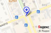 Схема проезда до компании ШКОЛА СРЕДНЕГО ОБЩЕГО ОБРАЗОВАНИЯ № 1 в Донецке