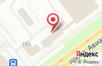 Схема проезда до компании Антарес-аутсорсинг в Ярославле