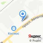 Инспекция Федеральной налоговой службы России по Заволжскому району на карте Ярославля