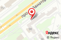 Схема проезда до компании Комплексный центр социального обслуживания населения Заволжского района в Ярославле