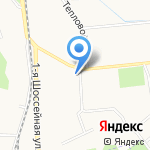 Виномания на карте Ярославля