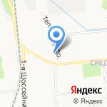 Ярославль-Инжиниринг на карте Ярославля