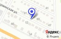 Схема проезда до компании ПТФ ГЛОРИЯ ДЖИНС в Новошахтинске