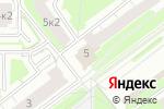 Схема проезда до компании Будь здоров в Ярославле