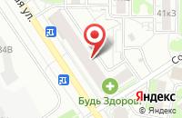 Схема проезда до компании AntCoding в Ярославле