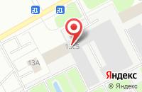 Схема проезда до компании СитиСтрой в Ярославле