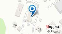 Компания Ёлки на карте