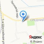 Ярдорстрой на карте Ярославля