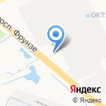 Яртранс-2001 на карте Ярославля