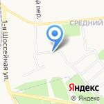 Ереван на карте Ярославля