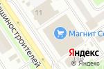 Схема проезда до компании Топтыжка в Ярославле