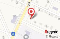 Схема проезда до компании Урал-Крепеж в Усть-Качке