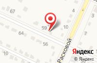 Схема проезда до компании Аптека социальная в Калининграде