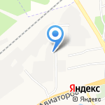 Гараж-Авто на карте Ярославля