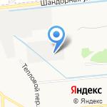 Ярстроймонтаж на карте Ярославля