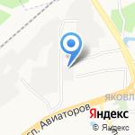 Ольга на карте Ярославля