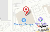 Схема проезда до компании Замбезия в Ярославле