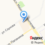 Confetti на карте Ярославля