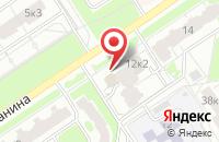 Схема проезда до компании Отделение почтовой связи №65 в Ярославле