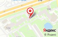 Схема проезда до компании Почтовое отделение №62 в Ярославле