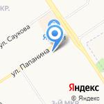 Отделение почтовой связи №65 на карте Ярославля