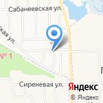 Ставрос на карте Ярославля