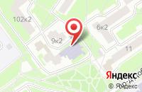 Схема проезда до компании Лад в Ярославле