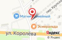 Схема проезда до компании Мама маме в Жуковском