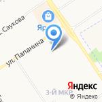 Детский сад №74 на карте Ярославля