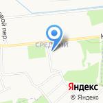 Энергетик на карте Ярославля