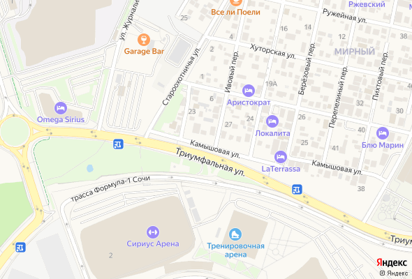жилой комплекс Монреаль