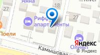 Компания Домория на карте