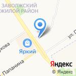 Дом на карте Ярославля