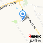 Детский сад №140 на карте Ярославля