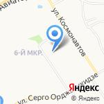 Хороший на карте Ярославля