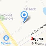 Русьхлеб-Регион на карте Ярославля
