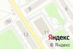 Схема проезда до компании Я-Рент в Ярославле