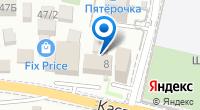 Компания Fix Price на карте