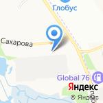 Auto-Pack на карте Ярославля
