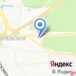 СДЮШОР №19 на карте Ярославля