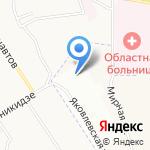 Кар сити на карте Ярославля