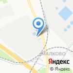БлэкСкрап на карте Ярославля
