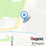 Свифт на карте Ярославля